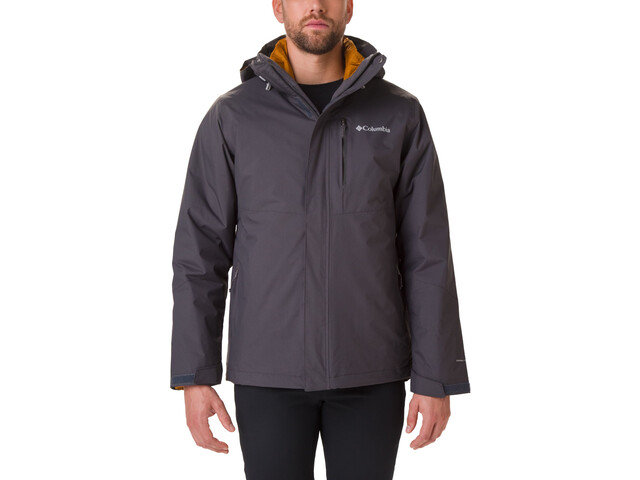 Columbia Element Blocker II Veste Interchange Homme, shark